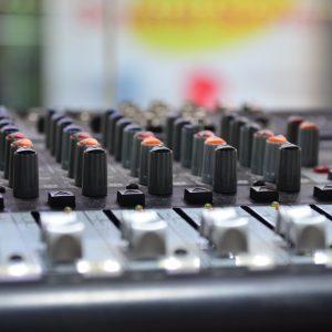 Mezcladores de Sonido